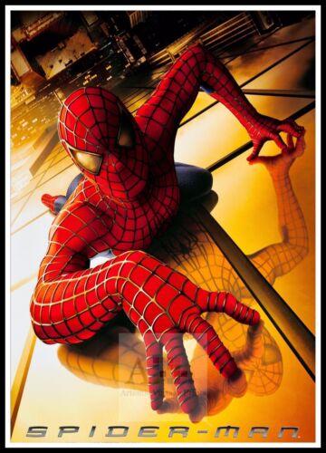 Spider Man   21st Century Movie Posters Classic Cinema 2002