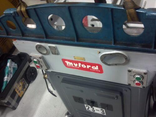 CALIFORNIA APRIL KING-WAY HANDSCRAPE /& REBUILD MACHINE TOOLS CLASS