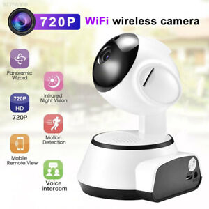 Details about D092 720P HD Wireless WiFi Camera ICsee Security Camera CCTV  Network DVR DV
