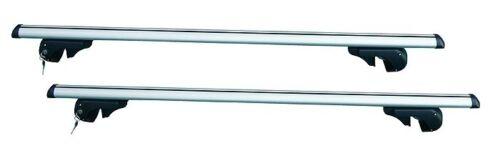 Menabo Brio Relingträger Dachträger für Ford Focus SW//Kombi 98-11 Aluminium 90kg