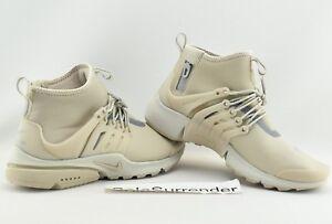big sale f4d20 4f1f0 Image is loading Women-039-s-Nike-Air-Presto-Mid-Utility-