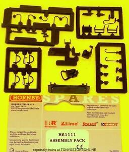 hornby international ho spares hs1108 1x buffer pack suits hl2003//07
