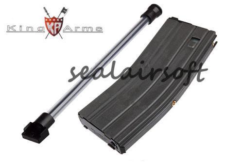 King Arms New  40rd gas retroceso Airsoft Juguete Revista Para Ka Wa CAA GBB KA-MAG-73  comprar descuentos