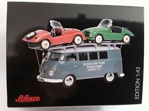 VW-Volkswagen-T1-Kleinschnittger-1-43-Schuco-450373600