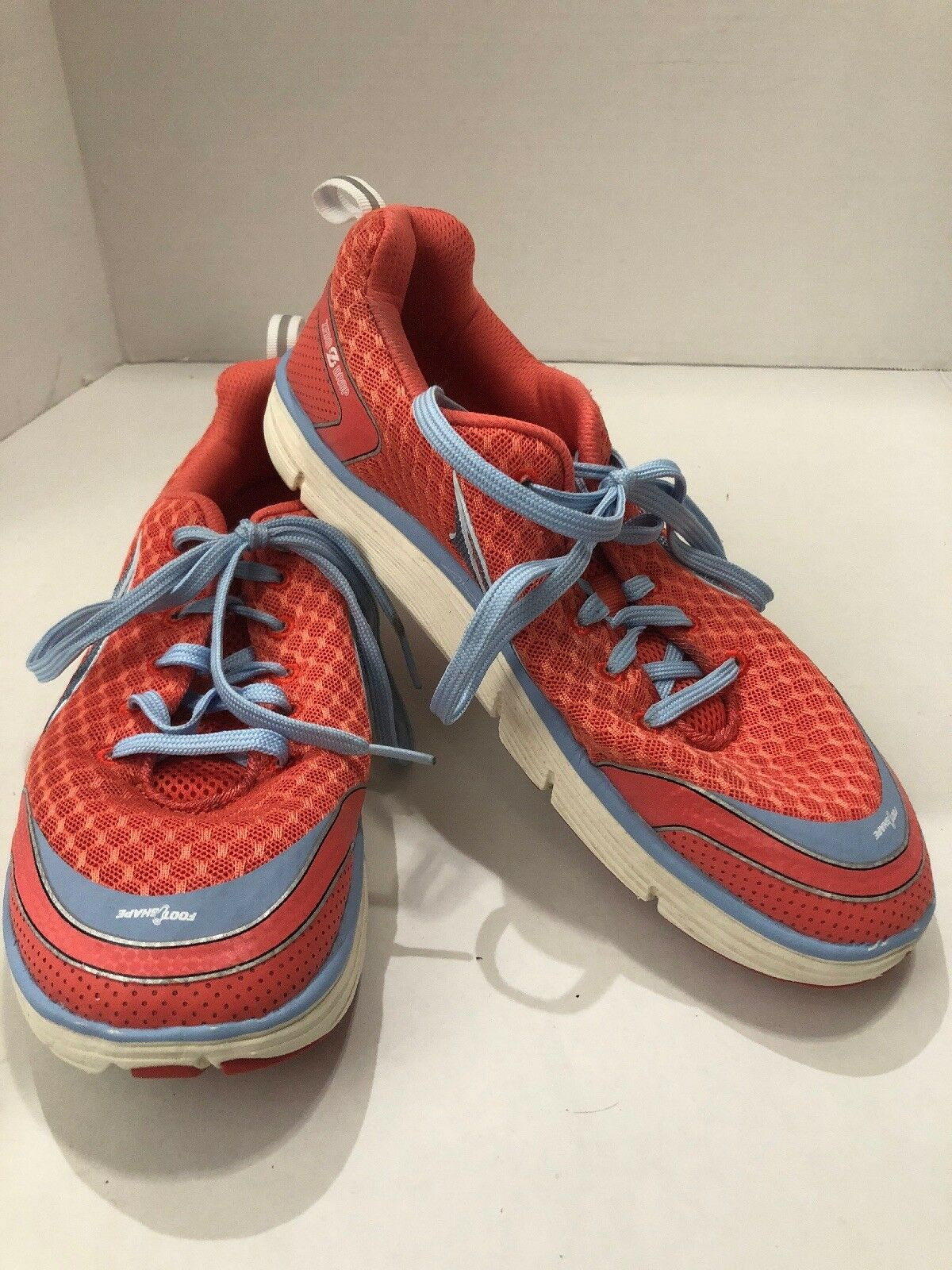 Altra Womens Intuition 3 Zero Drop Athletic Support Trail-Running shoes Size 9