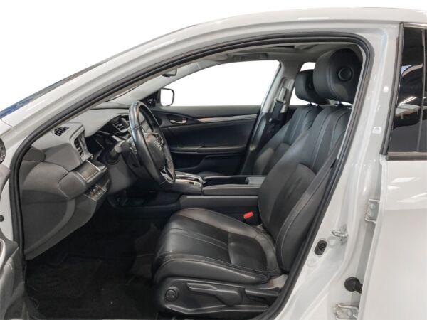Honda Civic 1,5 VTEC Turbo Executive CVT billede 3
