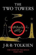The Lord of the Rings: The Two Towers : Being the Second Part of the Lord of the Rings 2 by J. R. R. Tolkien (2012, Paperback)