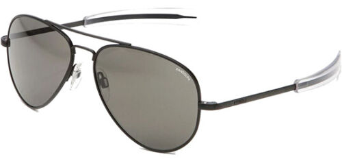Randolph Engineering Concorde Polarized Men/'s AR Glass Lens Sunglasses