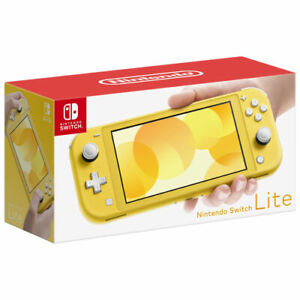 Nintendo-Switch-Lite-Yellow-Brand-New-in-Box-Free-Shipping
