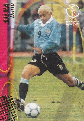 N°67 GONZALO SORONDO # URUGUAY PANINI 2002 FIFA WORLD CUP KOREA JAPAN