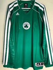 bc8882558469 Image is loading Adidas-OnCourt-Shooter-NBA-Jersey-Boston-Celtics-Team-