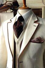 New Fashion Best Man Groomsmen Suit Wedding Groom Tuxedo Hot Men Business Suit