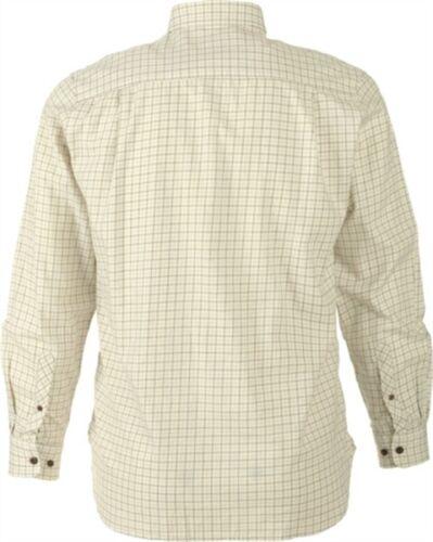 Seeland Clayton shirt tofu Carreaux Hommes Smart Pays De Chasse Tir