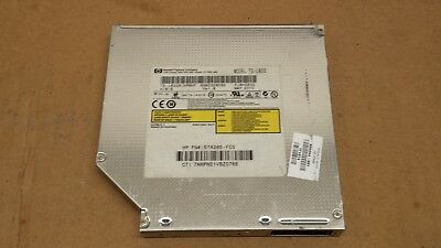 Charitable Hp 574285-fc0 7awpn01vbz076e Ts-l633 Laptop Media Drive #5003 Volume Large Cd, Dvd & Blu-ray Drives