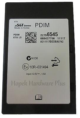 GM COMMUNICATION MODULE 22796545