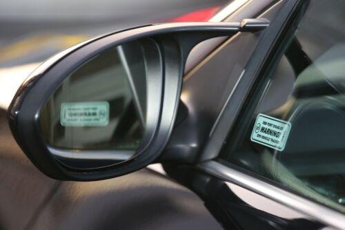 OBD PORT DISABLED /& GPS VEHICLE TRACKER STICKERS STOPLOCK DISKLOK 2 x WARNING