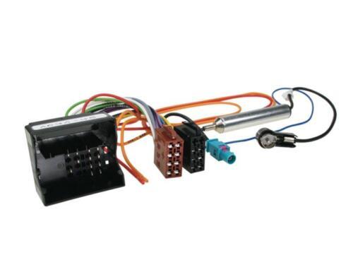 Cable de conexión para citroen berlingo a partir de mosto 2008 con phantomeinspeisung DIN