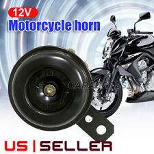 12v Waterproof Loud 105db Universal Motorcycle Car Electric Bike Atvs Horn