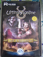 PC CD-ROM: ultima Online-Age of Shadows-bueno! - EA Games