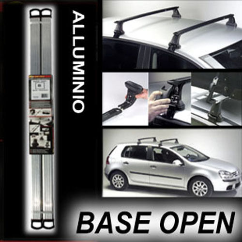 KIT ATTACCHI OPEN BARRE PORTATUTTO VW POLO 5P 4° DA 2001 A 2009 57+B