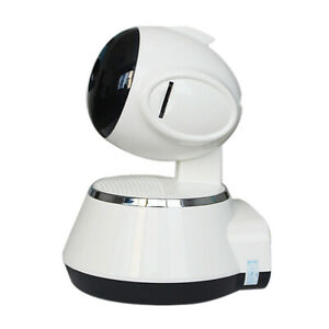 Wifi-Camera-360-Degree-Indoor-Camera-720P-Home-Security-Surveillance-White