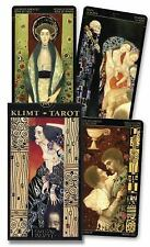 Golden Tarot of Klimt by Lo Scarabeo Staff (2005, Cards,Flash Cards)