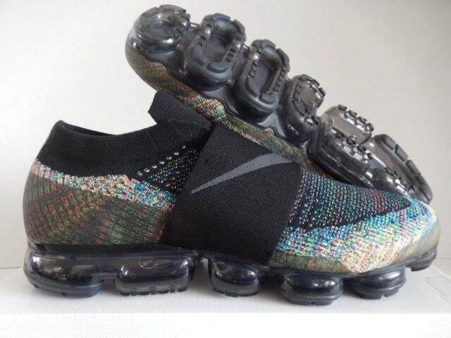 shopping low cost buy cheap NIKE AIR VAPORMAX MOC BLACK-ANTHRACITE-VOLT