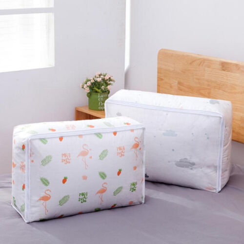 Fold-able Flamingo Home /& Garden Quilt Pillow Luggage Organizer Home Storage HOT