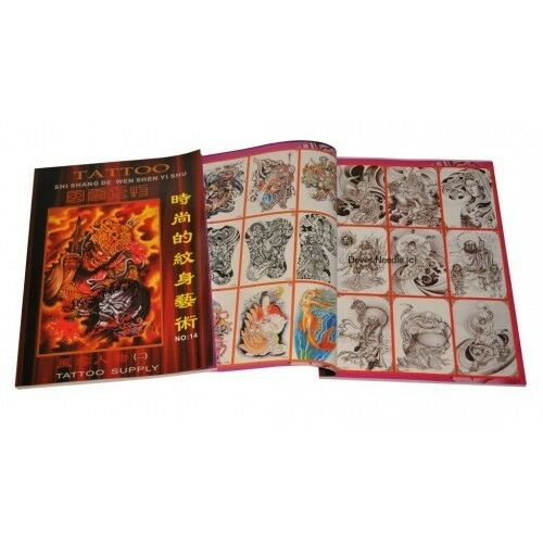 Tattoo Books Assorted Designs And Style From R 80 00 Each
