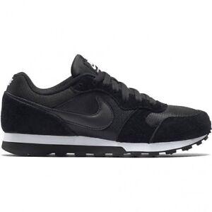 Nike MD Runner 2 Scarpe da Donna Nero Black/BlackWhite 40 EU Z6Z