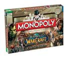 MONOPOLY World of Warcraft Collectors Edition Ages 8 From Winning Moves