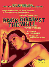 DVD - Back Against the Wall - 2000 - 16MM - Sealed