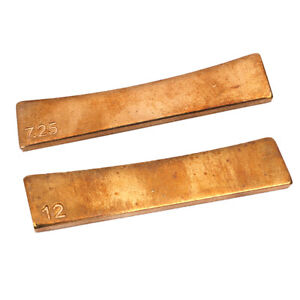 Pack-of-2-12-039-039-7-25-039-039-Guitar-Radius-Fretboard-Fret-Press-Caul-Inserts-DIY