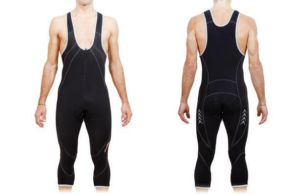 MASSI Short cyclist pants with suspenders 100%SUPERROUBAIX XXL XXL XXL b8c3bb