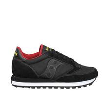 Scarpe Saucony Jazz Original S2044 251 Nero Sneakers sportive Uomo camoscio 2017 41