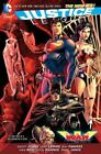 Justice League - Trinity War by Geoff Johns and Jeff Lemire (2014, Hardcover)