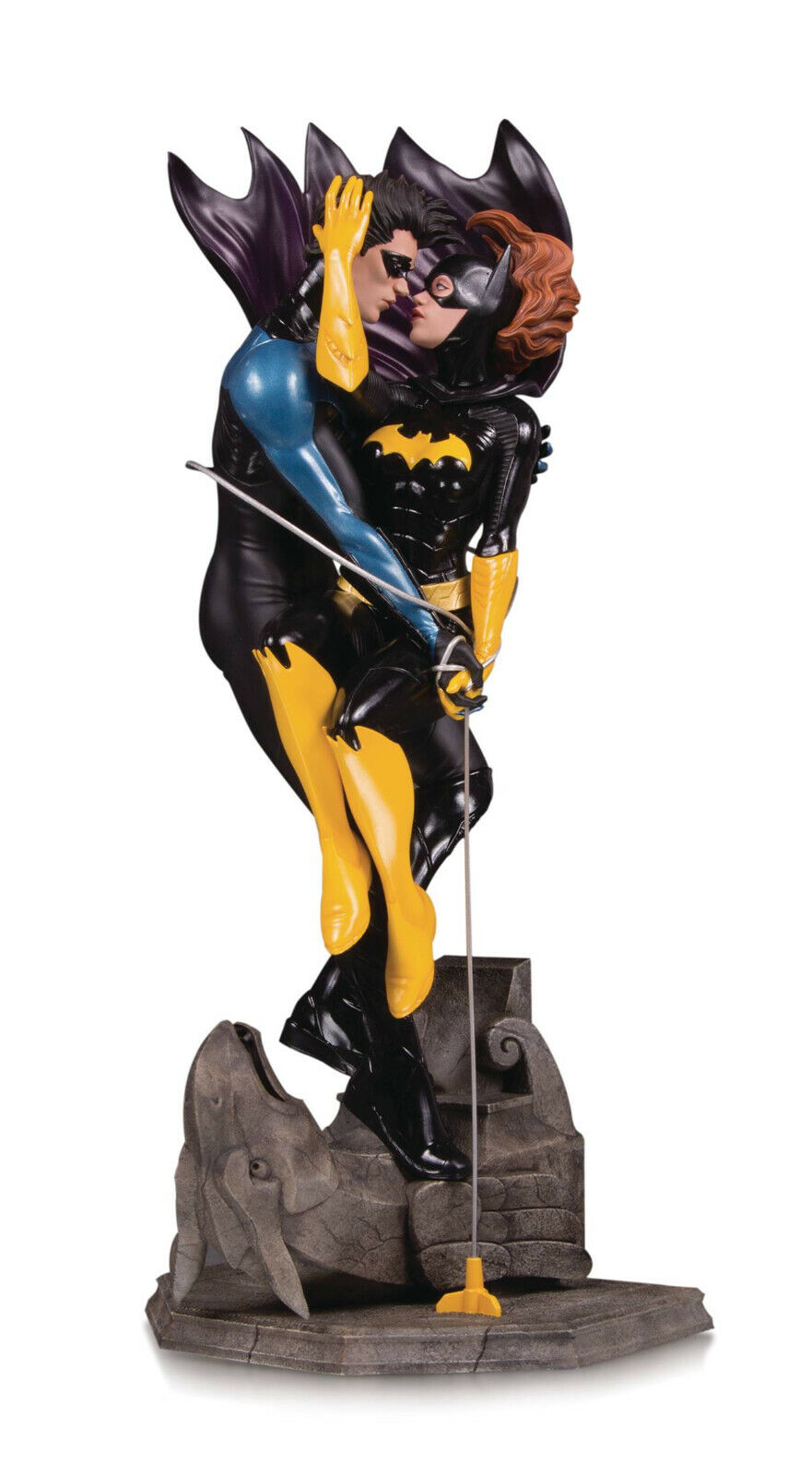 DC Designer Series Nightwing & Batgirl by Sook Hanging Statue MINT NEW IN BOX
