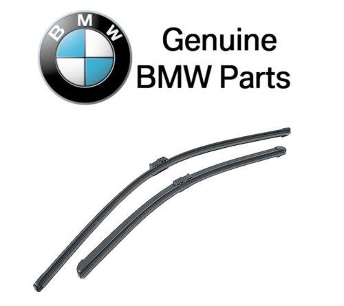 "For BMW F25 F26 X3 X4 Front Wiper 2 Blade Set 20/""//26/"" Genuine 30699635"