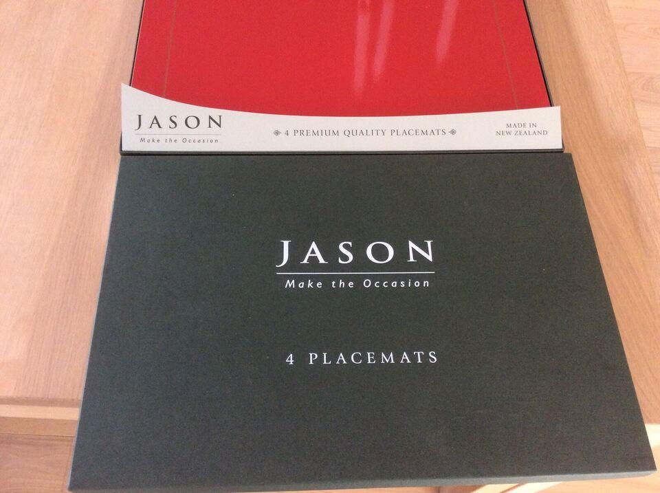 Dækservietter, Jason
