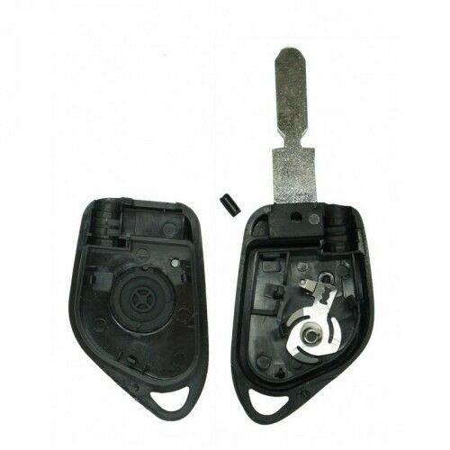 Cover key Peugeot 106 306 406 (2 Buttons + Location battery - LED)