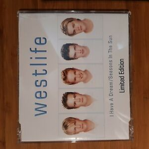 Westlife-I-have-a-dreams-seasons-in-the-sun-3-tracks-Made-in-EU