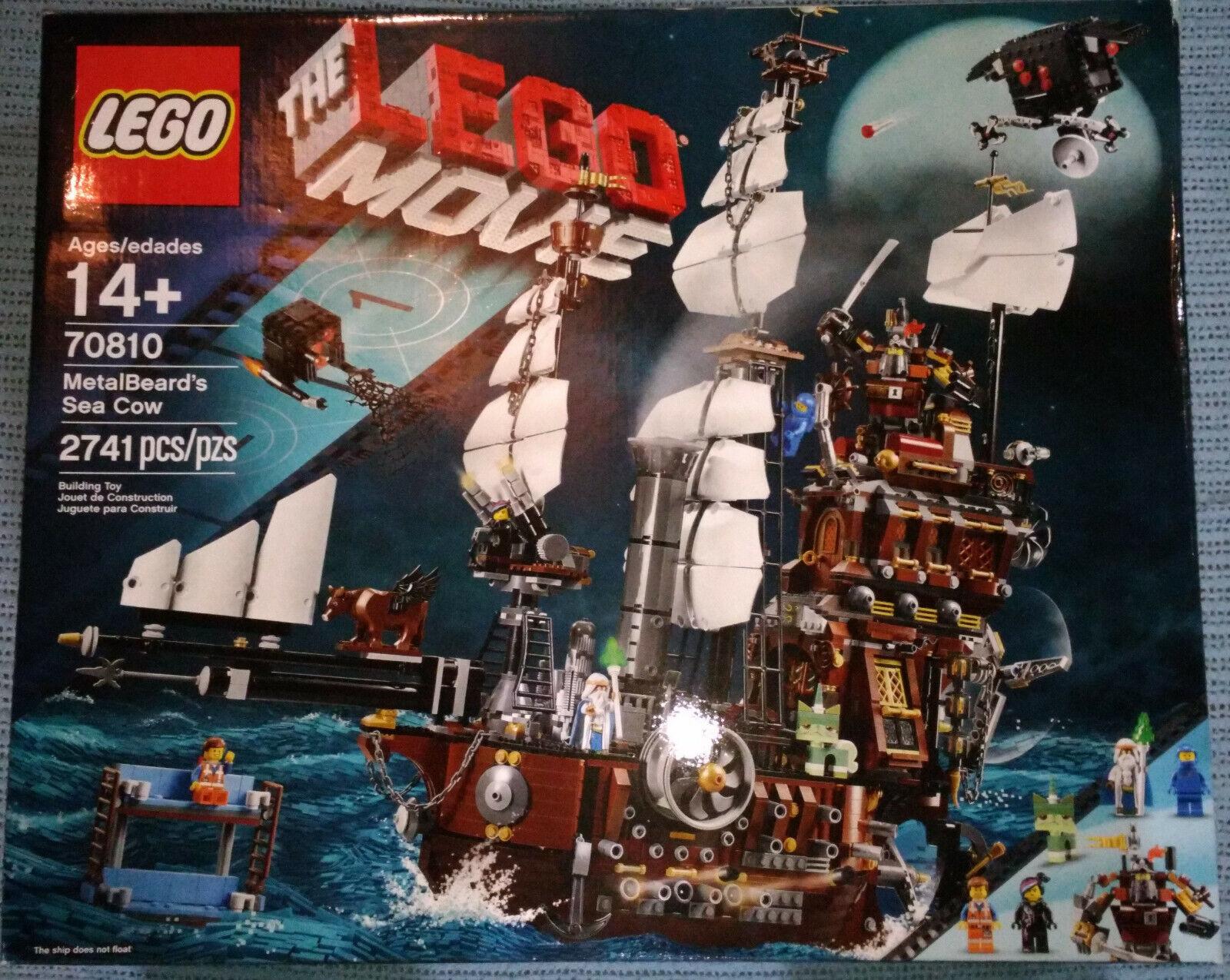 Movie Metalbeard's Cow70810Discontinued The Lego Sea ZwuPiOkTX