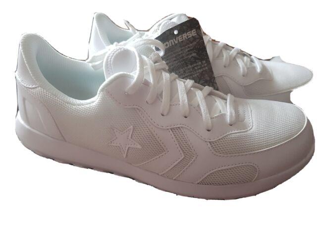 Converse Thunderbolt Ultra Ox White
