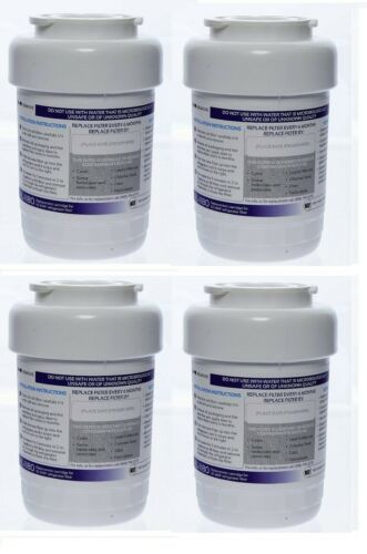 1-4PACK Fits GE MWF MWFP GWF HWF 46-9991 Smartwater Refrigerator Water Filter