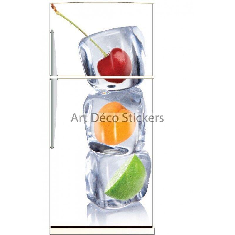 Magnet frigo Fruits Glacés réf 6209 6209