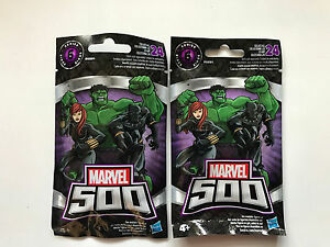 1x-Marvel-500-Micro-Figures-Series-6-Blind-Bag-Brand-New