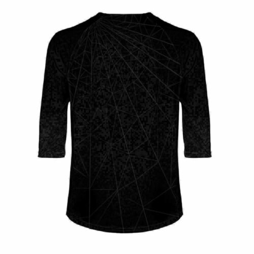 Details about  /Primal Wear Spider Bite Men/'s Ilex Relaxed Fit pull over 3//4 sleeve MTB Jersey