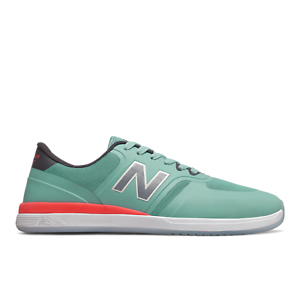 MENS NEW BALANCE NUMERIC 420 SKATEBOARDING SHOES TEAL (PRM