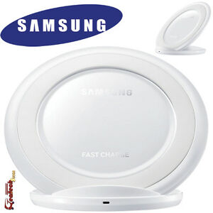 Samsung-EP-NG930BW-Wireless-Charger-Stand-ORIGINALE-Per-Galaxy-S7-S7-Edge-Bianco