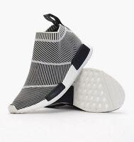 Adidas Nomad Runner City Sock NMD_CS1 PK Primeknit Core Black White S79150